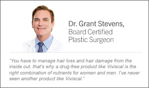Dr.Grant Stevens, Board Certified Plastic Surgeon