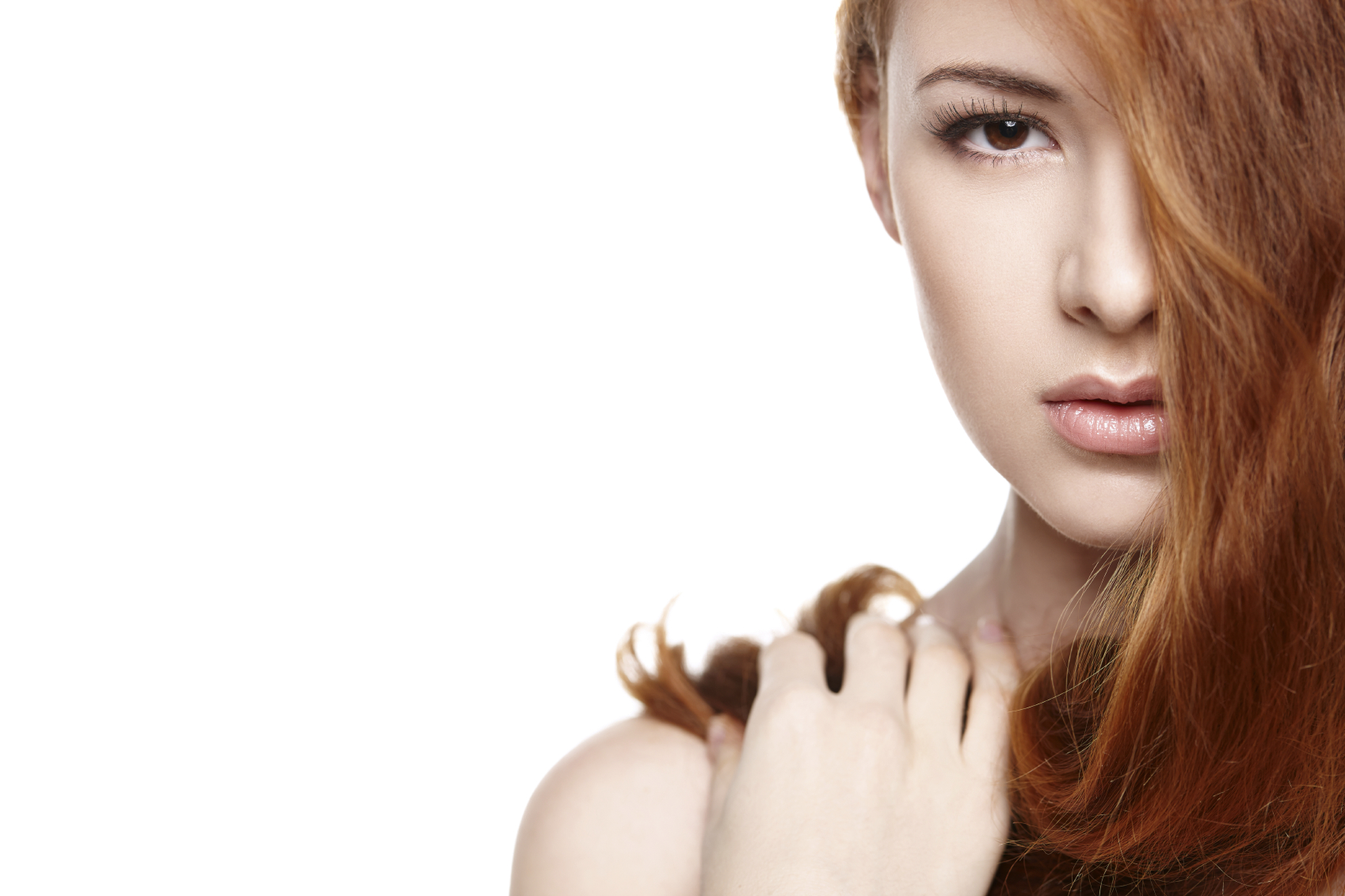 How to get thicker hair with vitamins